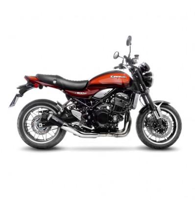 LEOVINCE Kawasaki Z900 RS 2018 2019 LV-10 BLACK pot d'échappement hom EURO 4 15216B