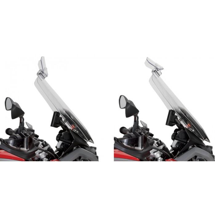 Pare-brise GiVi S180T D/éflecteur pour pare-brise moto scooter pour hYOSUNG spoiler Shield
