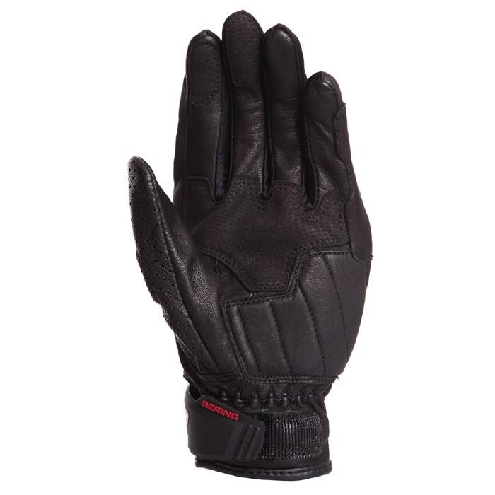 bering gants cuir textile lady raven moto scooter t femme noir bge210. Black Bedroom Furniture Sets. Home Design Ideas