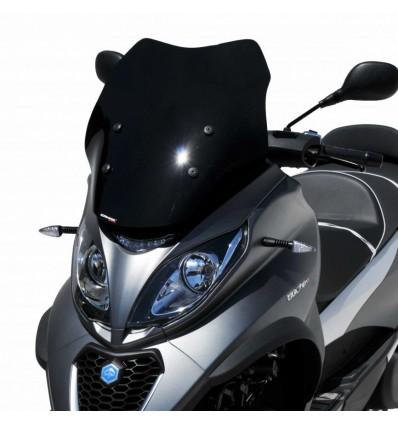 piaggio mp3 500 hpe sport business 2018 sport windscreen 52cm. Black Bedroom Furniture Sets. Home Design Ideas