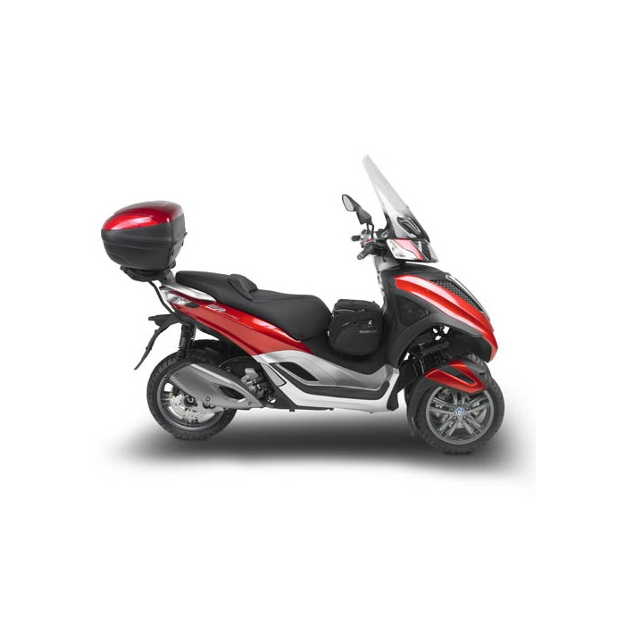 support top case piaggio mp3 givi sr5600m monolock 125 300 yourban 2011 2018. Black Bedroom Furniture Sets. Home Design Ideas