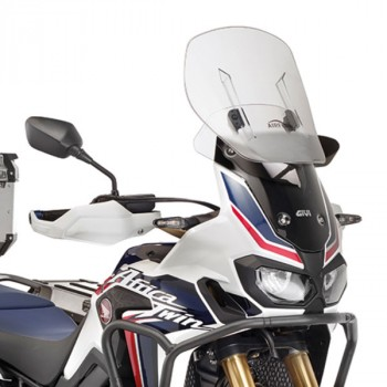 D1144S Givi Windscreen Honda CRF 1000 L AFRICA TWIN 2016