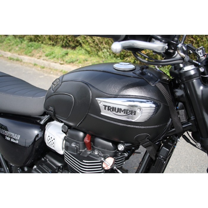 Bagster Motorcycle Tank Cover For Triumph Bonneville T100 2017 To 2019