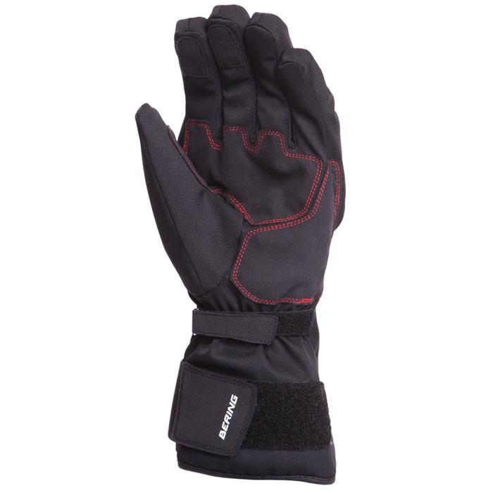 bering gants chauffants hiver vesuvio moto scooter homme tanche noir bgh920. Black Bedroom Furniture Sets. Home Design Ideas