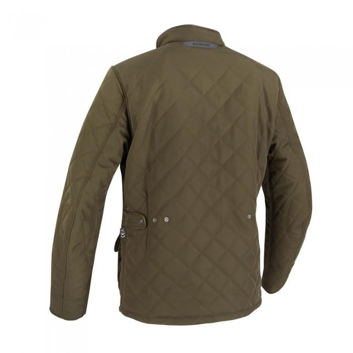 Homme Btv429 Moto Veste Kaki Textile Saison Bering Maximus Hiver Mi qBIw7