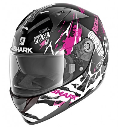 Shark Integral Motorcycle Helmet Ridill Drift R Kvw Woman