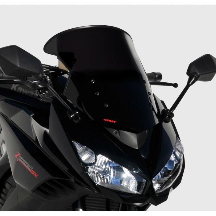 kawasaki Z1000 SX 2011 to 2016 standard windscreen