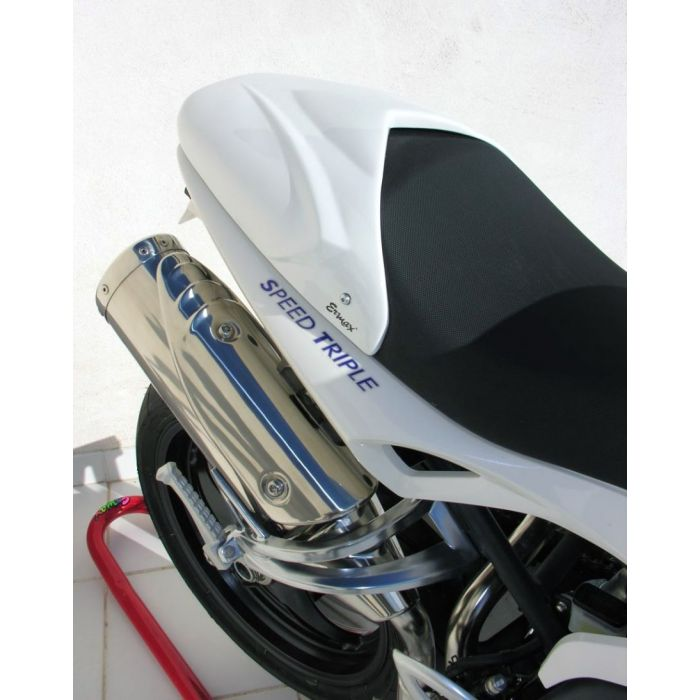 triumph 1050 SPEED TRIPLE 2005 to 2007 rear seat cowl ready to paint