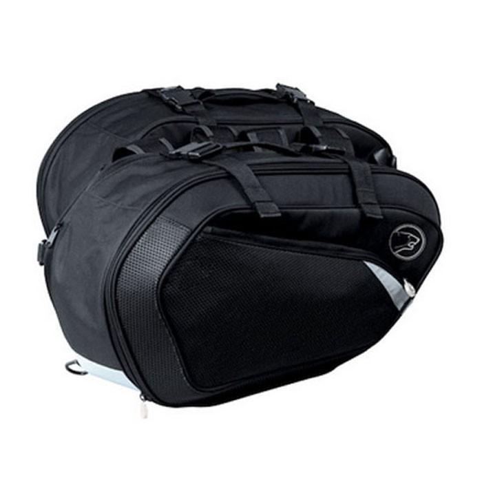 BERING DILLINGER motorcyle side bags 60L - BSC010