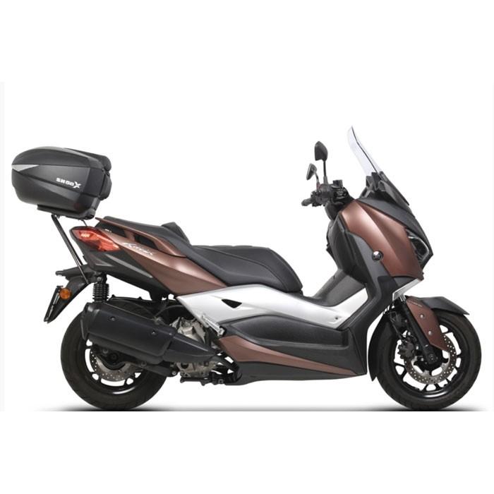 pour Yamaha X-MAX 125-250 Ann/ée du mod/èle 10 Dosseret passager