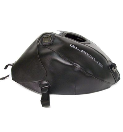 BAGSTER motorcycle tank cover for Suzuki SVF 650 GLADIUS 2009 to 2017