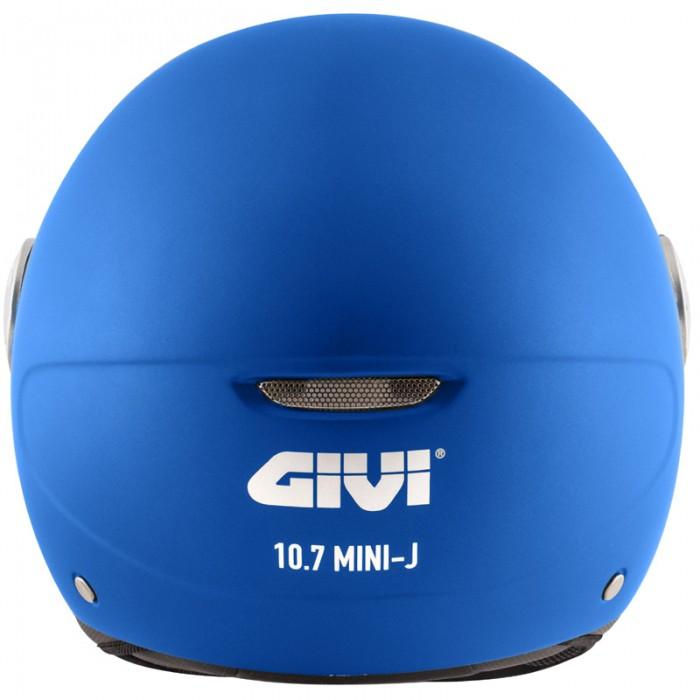 Moto Casques Jets Givi 10.7 Mini-J Étoile USA-XL