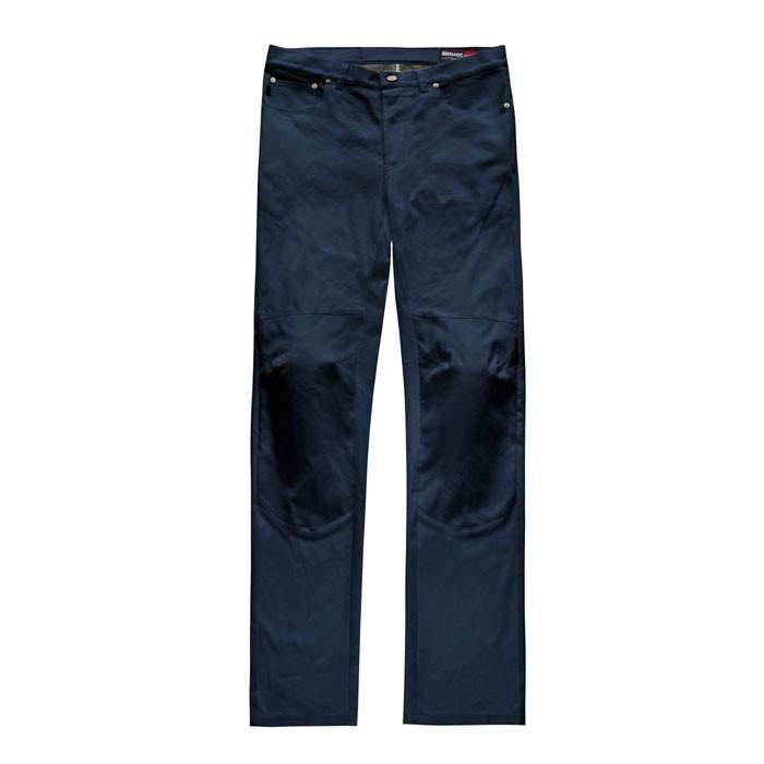 BLAUER pantalon jeans moto scooter homme KANVAS aramide bleu foncé