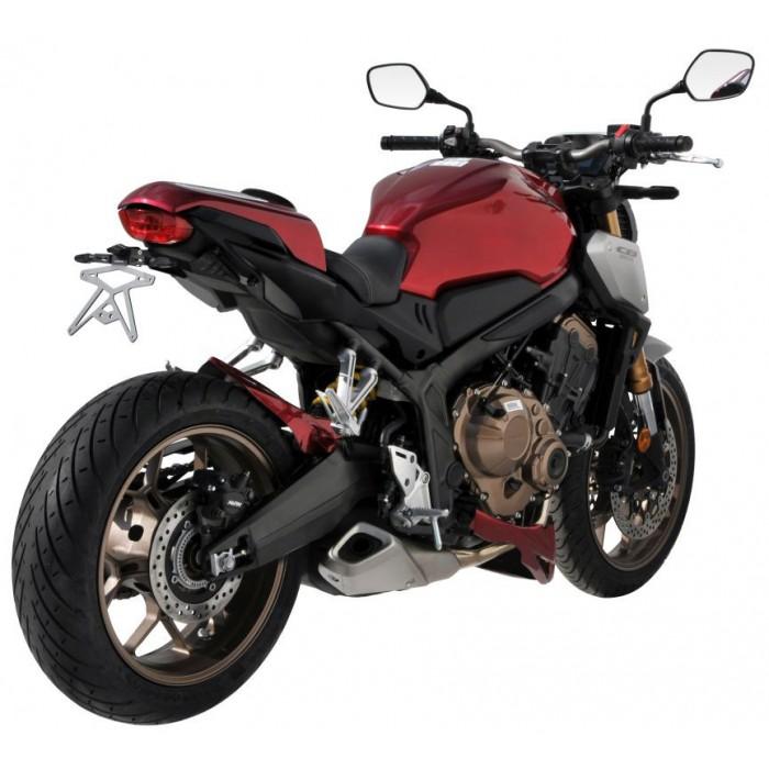 UltraSupplier Motorcycle Accessories License Plate Holder for HON-DA CB650R CBR650R 2019 2020 CB CBR 650R CB650 CBR650 R Parts