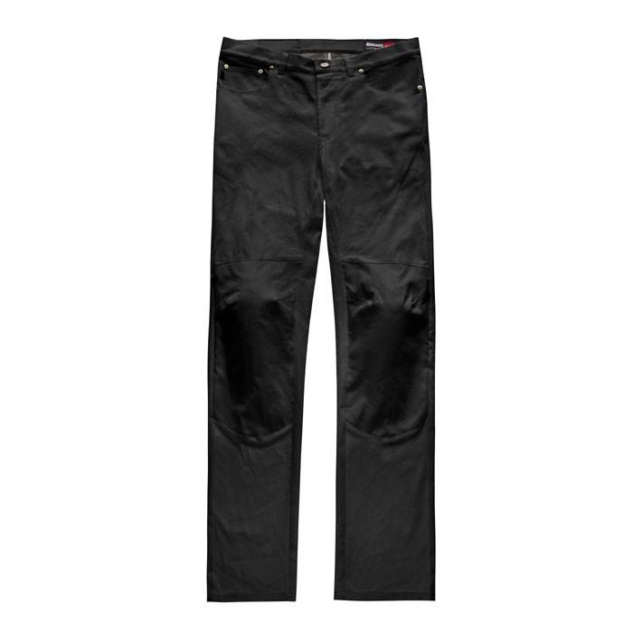 BLAUER KANVAS man Jeans motorcycle scooter pants aramide black