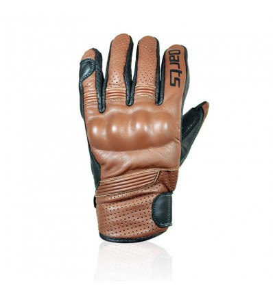 Vintage motorcycle gloves men