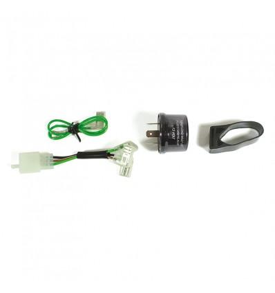 CHAFT centrale clignotante électronique pour clignotants LED de moto IN819