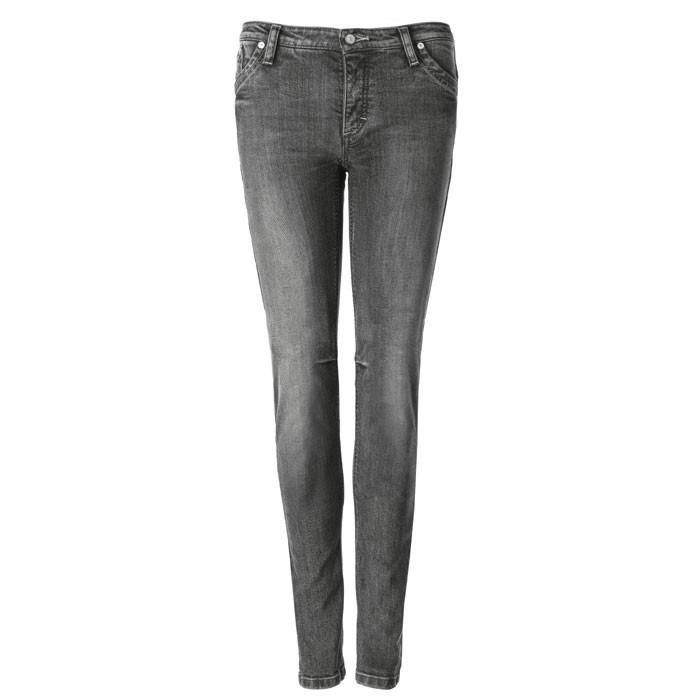 BLAUER pantalon jeans moto scooter femme LADY SCARLETT aramide noir