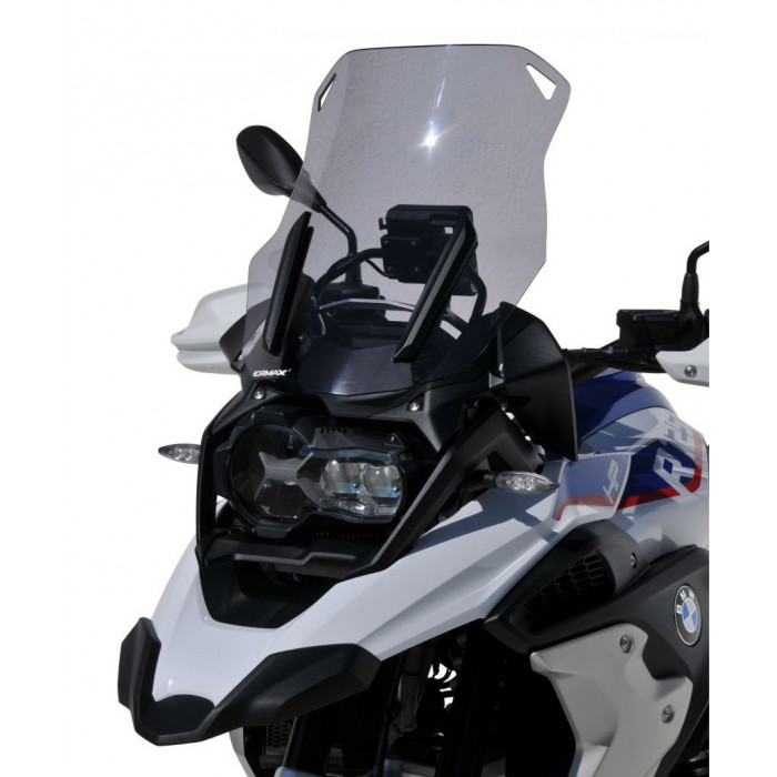 ermax bmw R1250 GS & ADVENTURE 2019 2021 high protection windscreen