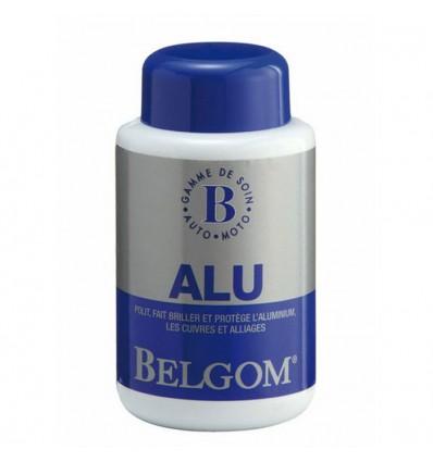 CHAFT BELGOM ALU produit d'entretien alu cuivre inox des motos ou voitures BE03
