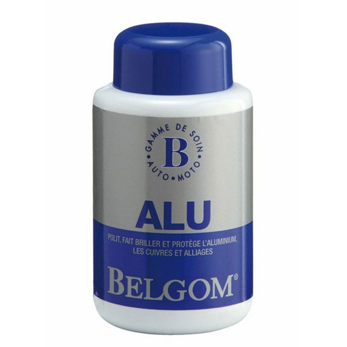CHAFT BELGOM ALU cleaning product alu stainless copper of motorcycles or cars BE03