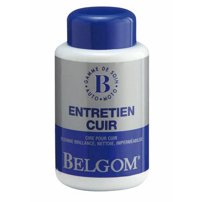chaft belgom entretien cuir produit cire pour tous cuirs blousons pantalons de motos be05. Black Bedroom Furniture Sets. Home Design Ideas