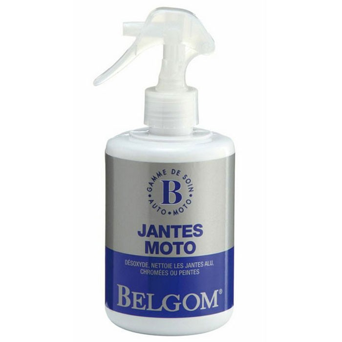 CHAFT BELGOM JANTES produit d'entretien des jantes et enjoliveurs des motos ou voitures BE02