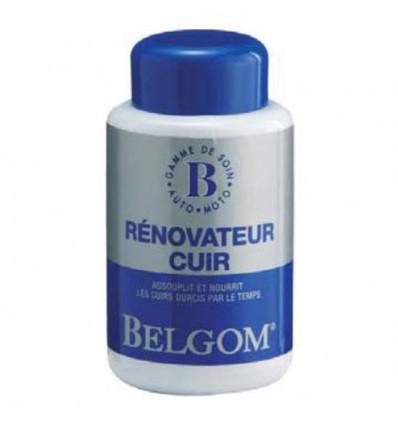 CHAFT BELGOM RENOVATEUR CUIR produit huile pour tous cuirs blousons pantalons de motos BE04