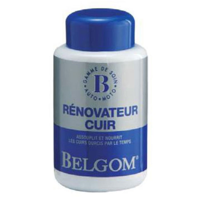 CHAFT BELGOM LEATHER REFORMER oil for any leathers jackets trousers of motorcycles BE04