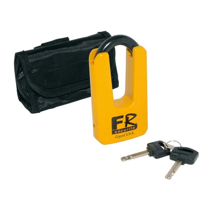 CHAFT FR SECURITY block disk security motorcycle scooter FR12 - SRA - AV240