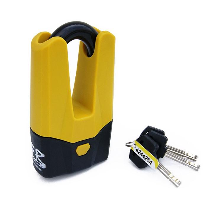 CHAFT FR SECURITY block disk security motorcycle scooter FR9 - SRA - AV244