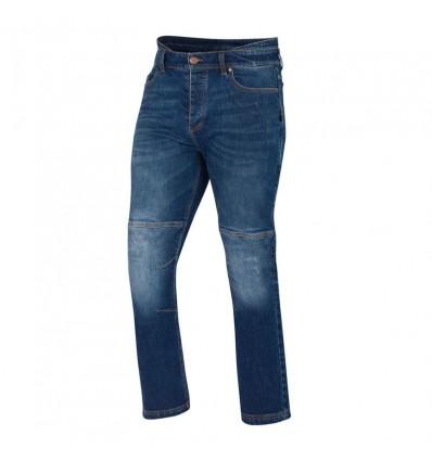 BERING RANDAL man KAVLAR Jeans motorcycle scooter pants blue BTP472
