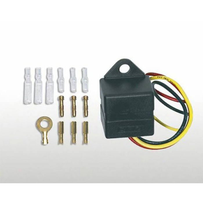 CHAFT electronic regulation central for motorcycle LED indicators - IN810