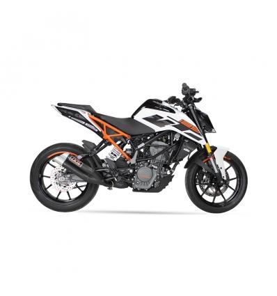 125 ixil ktm duke 125   rc 125 2017 2019 double silencers l3x 125cc motorcycle ixil ktm duke 125   rc 125 2017 2019