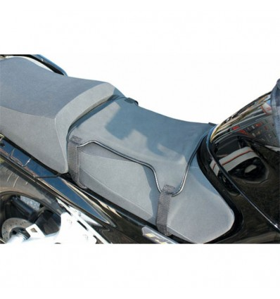 CHAFT coussin de selle moto ou scooter en GEL - IN80