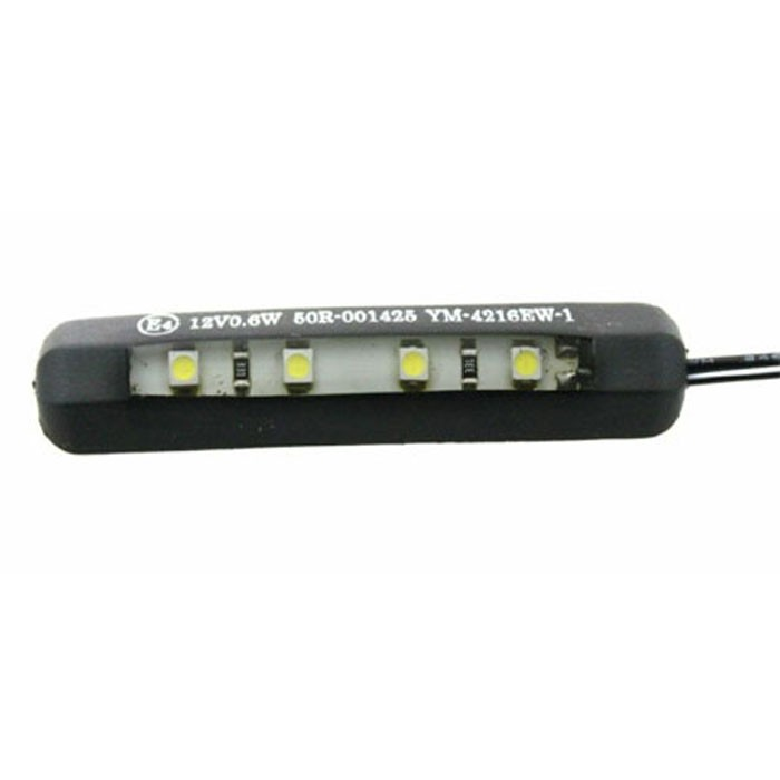 CHAFT LED flexible adhesive plate light for motorcycle CE approved E4 IN766