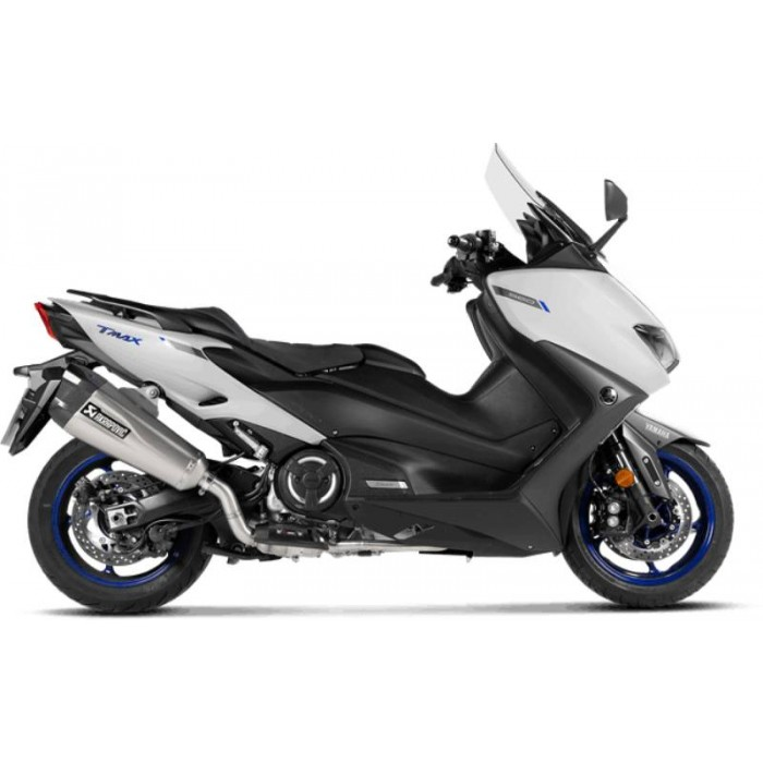 Akrapovic Yamaha Scooter Tmax 560 2020 Racing Full System Titanium Silencer Euro 4 Approved 1810 2772