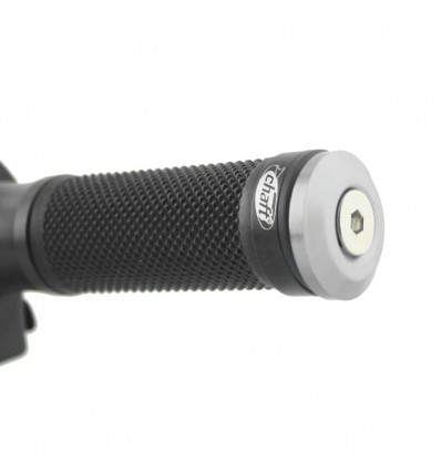CHAFT universal motorcycle handlebar tips diameter 13,8mm to 17mm - by pair