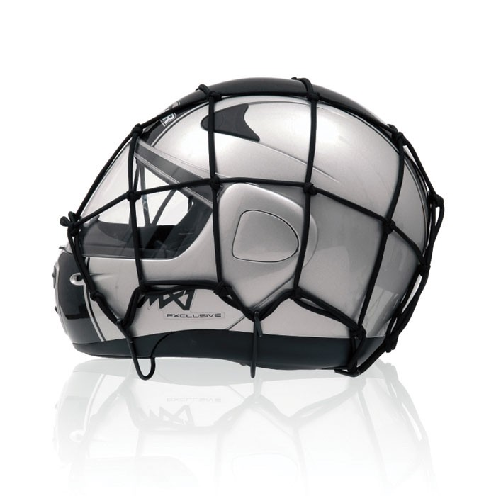 CHAFT extensible net for helmet and luggage motorcycle scooter quad - IN93