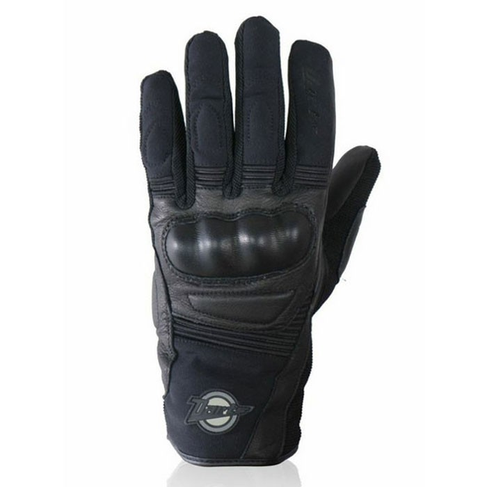 HARISSON DENVER man winter motorcycle scooter waterproof leather & textile gloves EPI