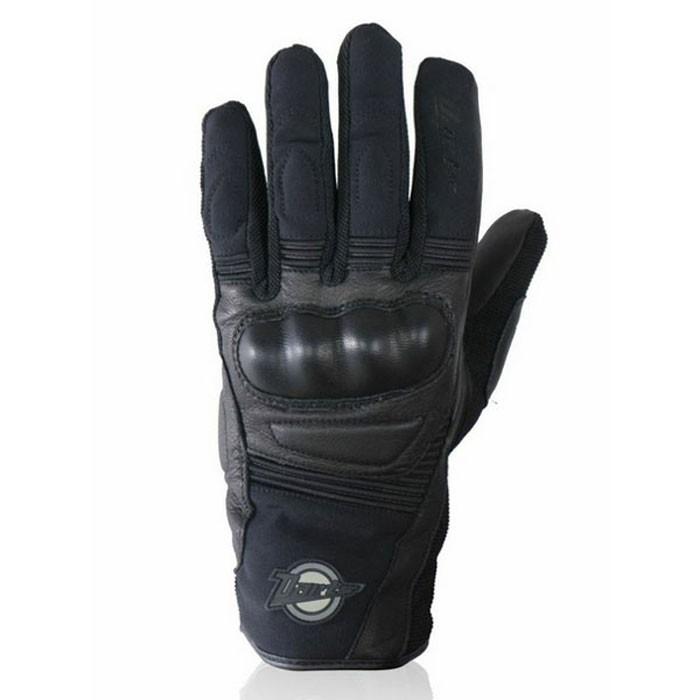 HARISSON gants DENVER cuir et textile moto scooter hiver étanche homme EPI