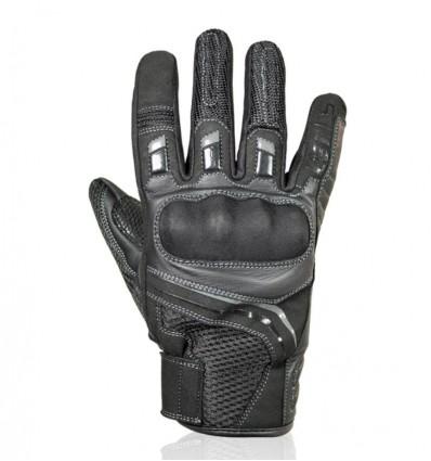 HARISSON gants SPY EVO cuir & textile moto scooter été homme EPI