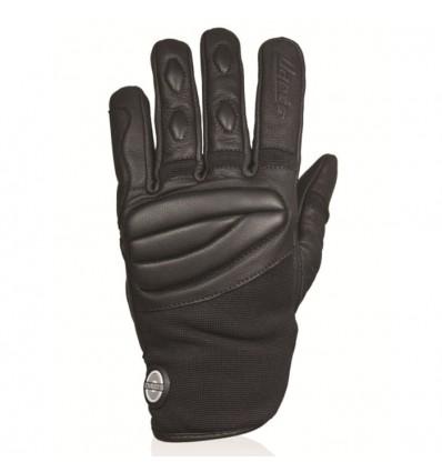 chaft gants eden evo cuir textile moto scooter t homme noir epi. Black Bedroom Furniture Sets. Home Design Ideas