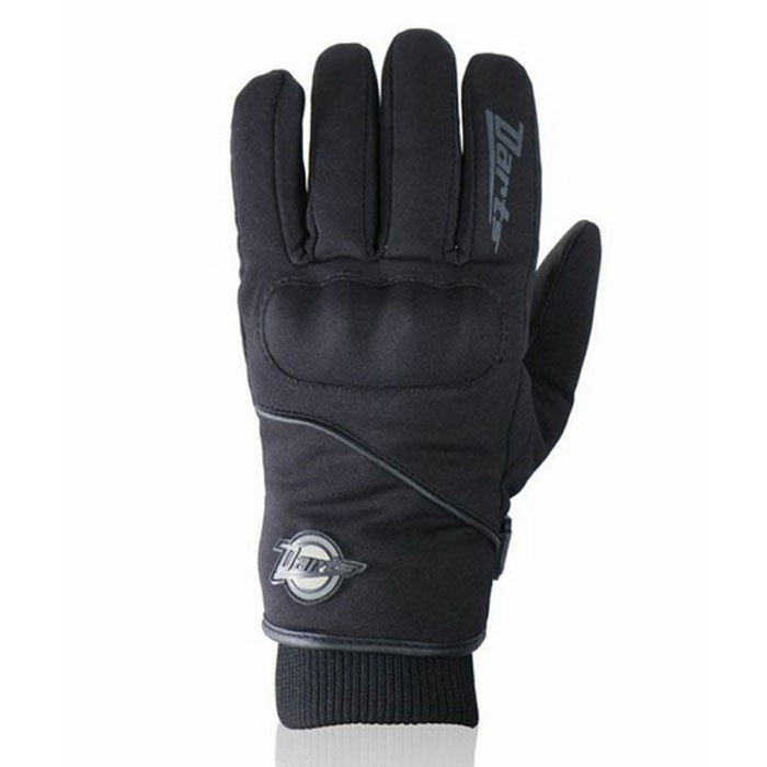 HARISSON PORTLAND man mid-season motorcycle scooter waterproof leather & textile gloves EPI