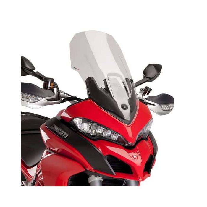 PUIG Touring Screen Ducati MULTISTADA 950 / 1200S / 1260S 2015 to 2019 ref 7623
