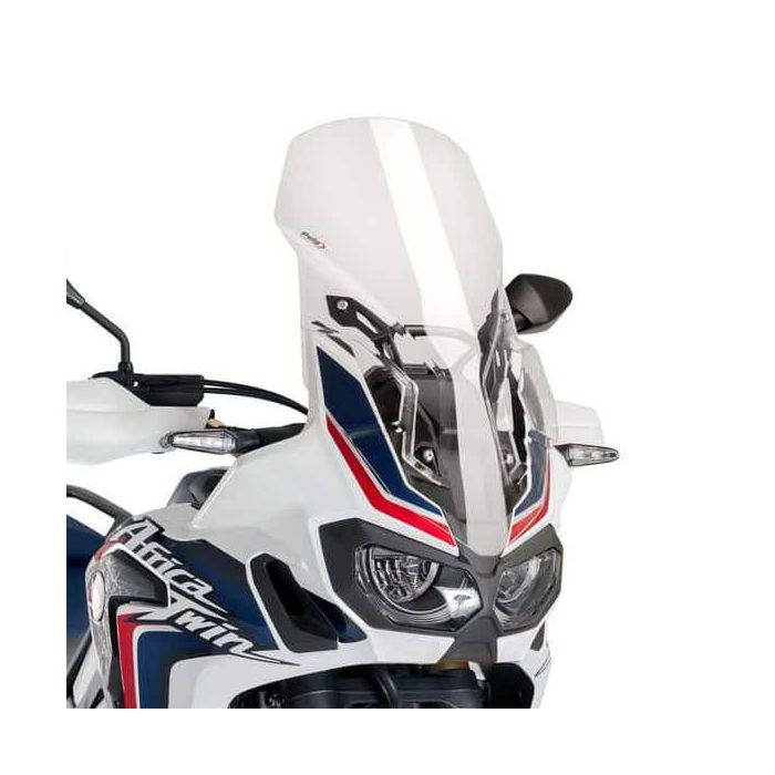 PUIG Touring Screen Honda CRF1000L AFRICA TWIN & ADVENTURE SPORTS 2016 to 2019 ref 8905