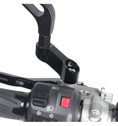 CHAFT universal extension of CNC rear-view mirror IN731 for motorcycle