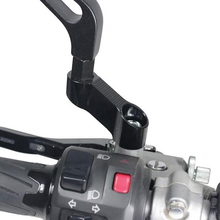 CHAFT prolongateur universel de rétroviseur CNC IN731 pour moto