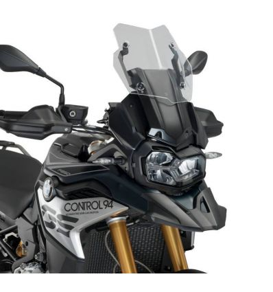 PUIG Electronic regulation system (E.R.S) for touring screen BMW F750 GS & F850 GS 2018 to 2020 ref 3157