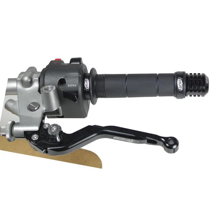 CHAFT poignées BIKE pour guidon moto standard 22mm - IN120